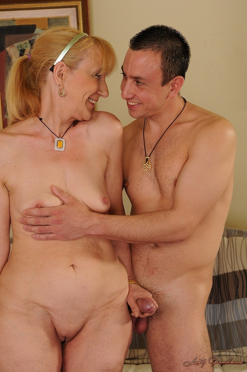 old cock in old pussy