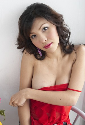Asian femboy needs someone who can take care of small cock and wide anus
