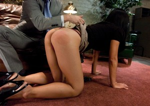 Asian babe Tia Ling gets spanked and fingered in an amazing bdsm session