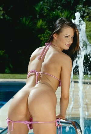 Superb nude models demonstrate their tight and sexy buttocks in hottest poses