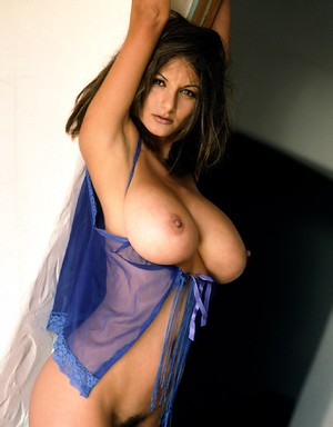 Beautiful Payboy girls displaying their phenomenal breasts for the calendar