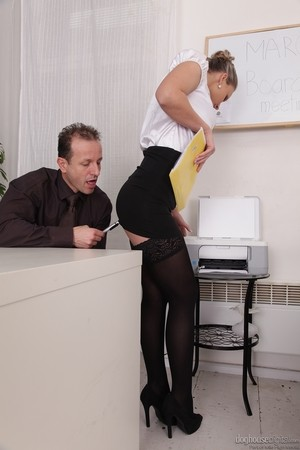 Porn office gangbang apologise