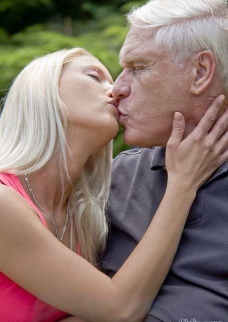 Model erotic sex with young and old cumed